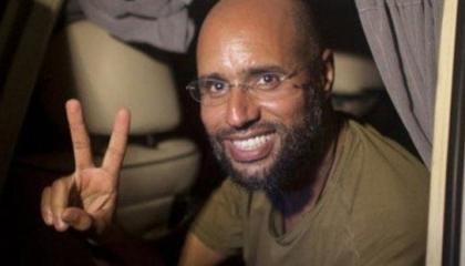 اعتقال  125 شابًا ليبيًّا شاركوا في مظاهرات داعمة لسيف الإسلام القذافي