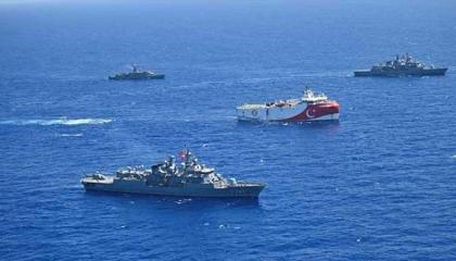 «أوروتش رئيس» سرّ تصعيد تركيا شرق البحر المتوسط في سبتمبر