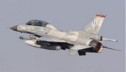 تركيا تفشل في عرقلة 6 طائرات يونانية ضمن مناورة «إلهة القانون»
