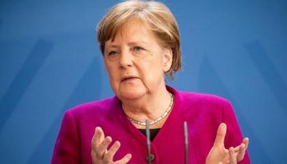 أنجيلا ميركل تعلنها بوضوح: ملتزمون بدعم اليونان في مسألة شرق المتوسط