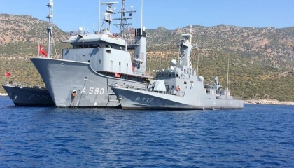 تركيا تشعل فتيل المتوسط.. نافتكس جديد في جزيرة مدللي اليونانية