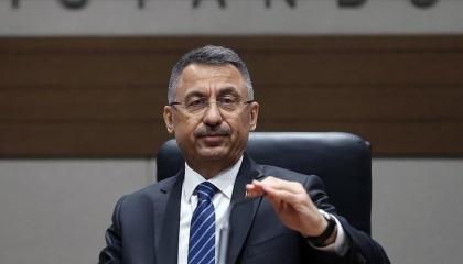 نائب أردوغان يشكك في نوايا الاتحاد الأوروبي تجاه قضايا المتوسط: «غير صادقة»