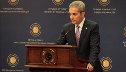 تركيا: على أطراف «منتدى الصداقة» بأثينا ألا يكونوا كبش فداء للآخرين