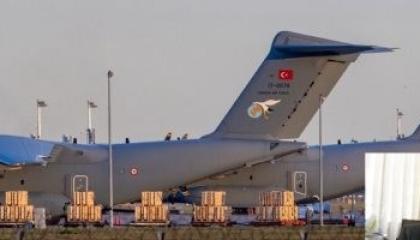 «إيتاميل رادار»: هبوط 5 طائرات شحن عسكرية تركية في مصراتة والوطية