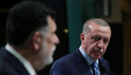 صحفي تركي يكشف ترتيبات أردوغان لتنفيذ انقلاب على فايز السراج