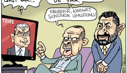 كاريكاتير: لا أمل للإعلام المعارض في تركيا تحت حكم أردوغان