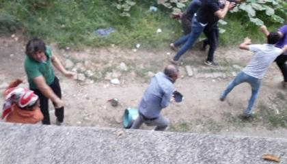 هجوم عنصري من أتراك على عمال أكراد في مدينة ديار بكر شرق البلاد