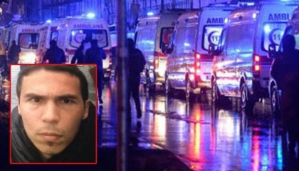 الحكم بالمؤبد 40 مرة على منفذ تفجير ملهى «رينا» بإسطنبول