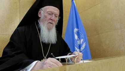 رئيس أساقفة القسطنطينية حول «آيا صوفيا» و«كاري»: كأن مساجد المدينة لا تكفي!