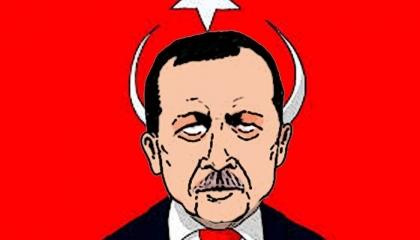فيديوجراف.. السحر انقلب على الساحر.. جرحى الوفاق يهاجمون «أردوغان الغدار»