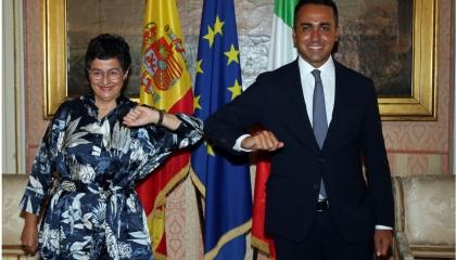 إيطاليا تدافع عن نفسها: مواقفنا ليست غامضة ولا نسعى لتأجيج الصراع
