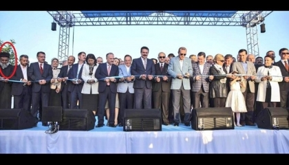 ماذا يفعل «نور الله» بجانب عرش أردوغان؟