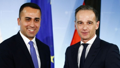 مباحثات إيطالية ألمانية حول ليبيا وشرق المتوسط.. وروما تعلق: مشاورات مثمرة