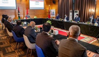 استئناف الحوار الليبي.. «الوفاق» تتمسك بالأتراك والبرلمان يطالب برد الأموال