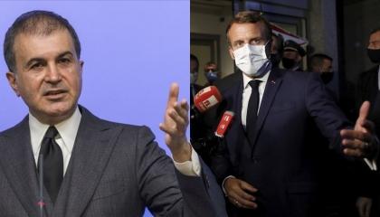 حزب أردوغان يهاجم دعوة ماكرون لدعم «الإسلام المستنير»: ازدراء وجهل فرنسي