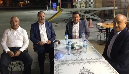 اشتباكات بين نواب أردوغان وحليفه في البرلمان التركي تنتهي بتدخل الشرطة
