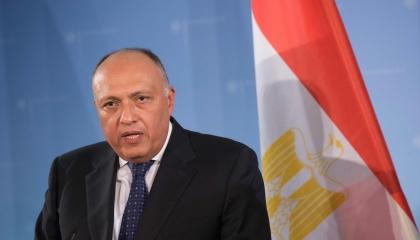 وزير الخارجية المصري: استفزازات تركيا بالمتوسط تمثل خطورة على مصر وشركائها