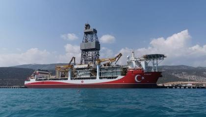 بعد عودة «أوروتش رئيس» من المتوسط.. «قانوني» تبدأ التنقيب في البحر الأسود