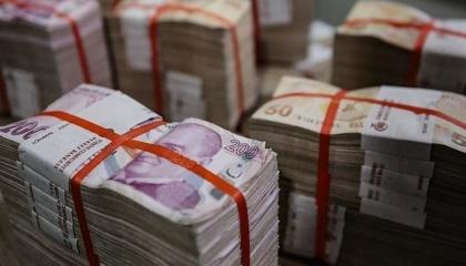العجز وصل لـ111 مليار.. الخزانة التركية تقترض 2.1 مليار ليرة