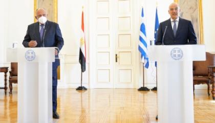 اليونان: علاقتنا بمصر نموذجٌ لحسن الجوار.. وتركيا تستهدف السيسي شخصيًا
