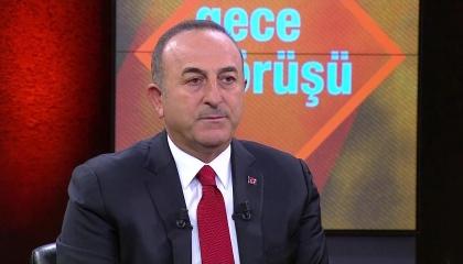 جاويش أوغلو: سفينة «أوروتش رئيس» ستعود إلى شرق المتوسط خلال أسابيع