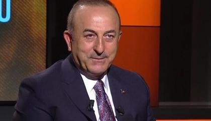 وزير الخارجية التركي: علاقتنا مع مصر تتحسن.. وسنوقع معها اتفاقية مثل ليبيا
