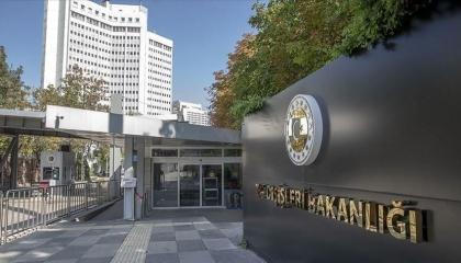 تركيا تنتقد لقاء ممثلة أممية مع قائد «قسد»: انتهاك لقرار الأمم المتحدة