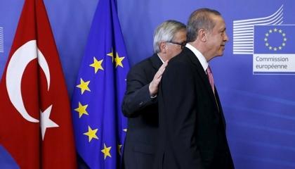 تركيا تستبق العقوبات الأوروبية وتتودد للاتحاد: نرغب في علاقات وطيدة معكم!