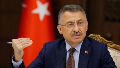 نائب أردوغان يهين رئيسة اليونان: تصريحاتها مضحكة وتفتقر إلى الوعي التاريخي