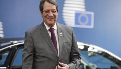 بعد فيتو بلاده ضد عقوبة بيلاروسيا.. رئيس قبرص في بروكسل لمطاردة تركيا