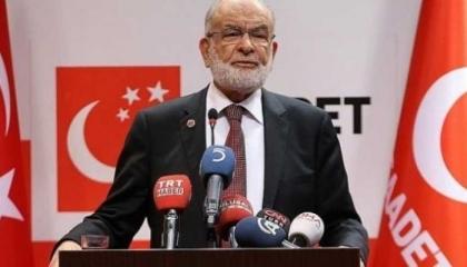 بالفيديو.. رئيس حزب السعادة التركي يفضح نظام أردوغان: لدينا 10 ملايين عاطل