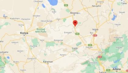 زلزال بقوة 4 درجات يضرب مدينة أق سراي التركية