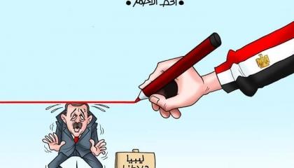 فيديوجراف.. لعنة «الخط الأحمر» تطارد أردوغان.. أثينا على خطى القاهرة