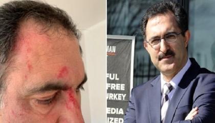 شبيحة أردوغان في أوروبا.. اعتداءات متكررة من مجهولين على  الصحفيين