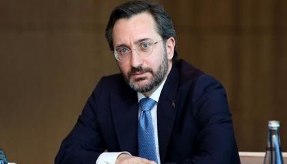 فخر الدين ألتون: أمن أوروبا يبدأ من تركيا ولا نتوقع فرض عقوبات
