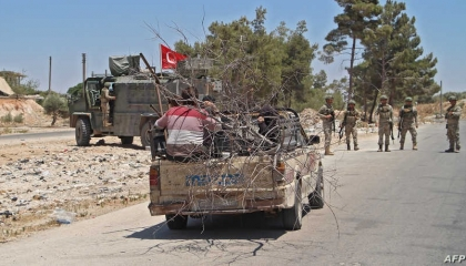 مهمة جديدة لمرتزقة أردوغان.. تركيا ترسل مقاتلين سوريين على حدود أوروبا