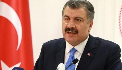 تركيا تسجل 1467 إصابة جديدة بكورونا.. والوفيات تقترب من 8000