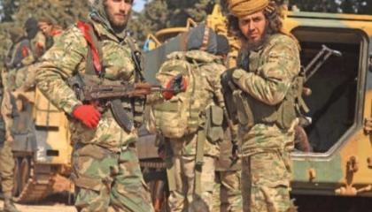 أردوغان يغري المرتزقة السوريين برواتب هائلة للقتال في صفوف أذربيجان