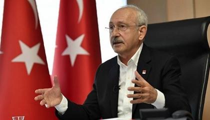 زعيم المعارضة التركية: الانتخابات المبكرة ضرورة لإنقاذ البلاد من أردوغان