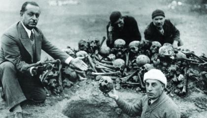 «قتل أمة» (2).. الأتراك يقطعون من لحوم الأرمن في المسلخ العثماني