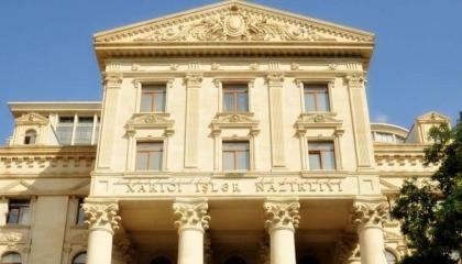 خارجية أذربيجان تنفي اتهامات أرمينيا بإرسال تركيا للمرتزقة إلى كاراباج