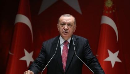 بالفيديو: أردوغان يتوعد سوريا بـ«التطهير» : سنفعلها بأنفسنا