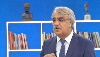 رئيس حزب كردي يدعو الأتراك للاتحاد ضد أردوغان: اصرخوا بالحرية للمعتقلين