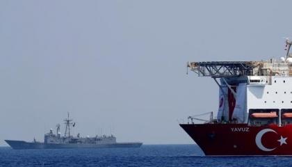 «الطاقة التركية»: سفينة يافوز عادت للميناء للاستعداد لمهمتها الثانية