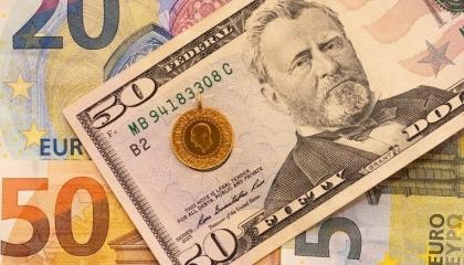 اليورو يقفز مجددًا أمام الليرة التركية والدولار يرتفع بعد فتح التداولات