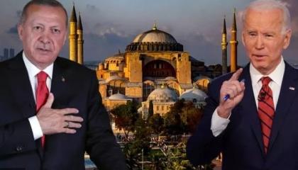 بايدن يدعو أردوغان للتراجع عن قرار اتخذه منذ شهور ويقدم عرضًا لترامب