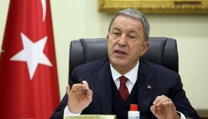 أكار يجدد دعمه لباكو ويرد على اتهامات أرمينيا لأنقرة بزعزعة استقرار المنطقة