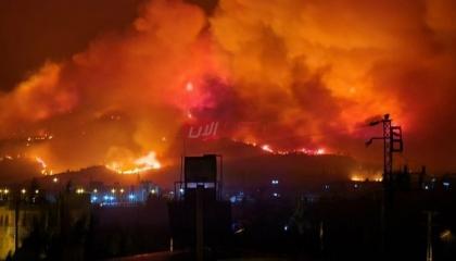 تركيا تعتقل مواطنين تشتبه في إشعالهم حرائق «هاتاي»