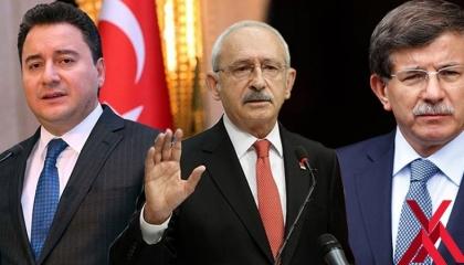 زعماء تركيا يهاجمون أردوغان: مصيبة وهدم الديمقراطية وحوّل البلاد لشركة خاصة