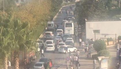 انفجار قنبلة في مدينة مرسين التركية.. وإصابة شخص بجروح طفيفة